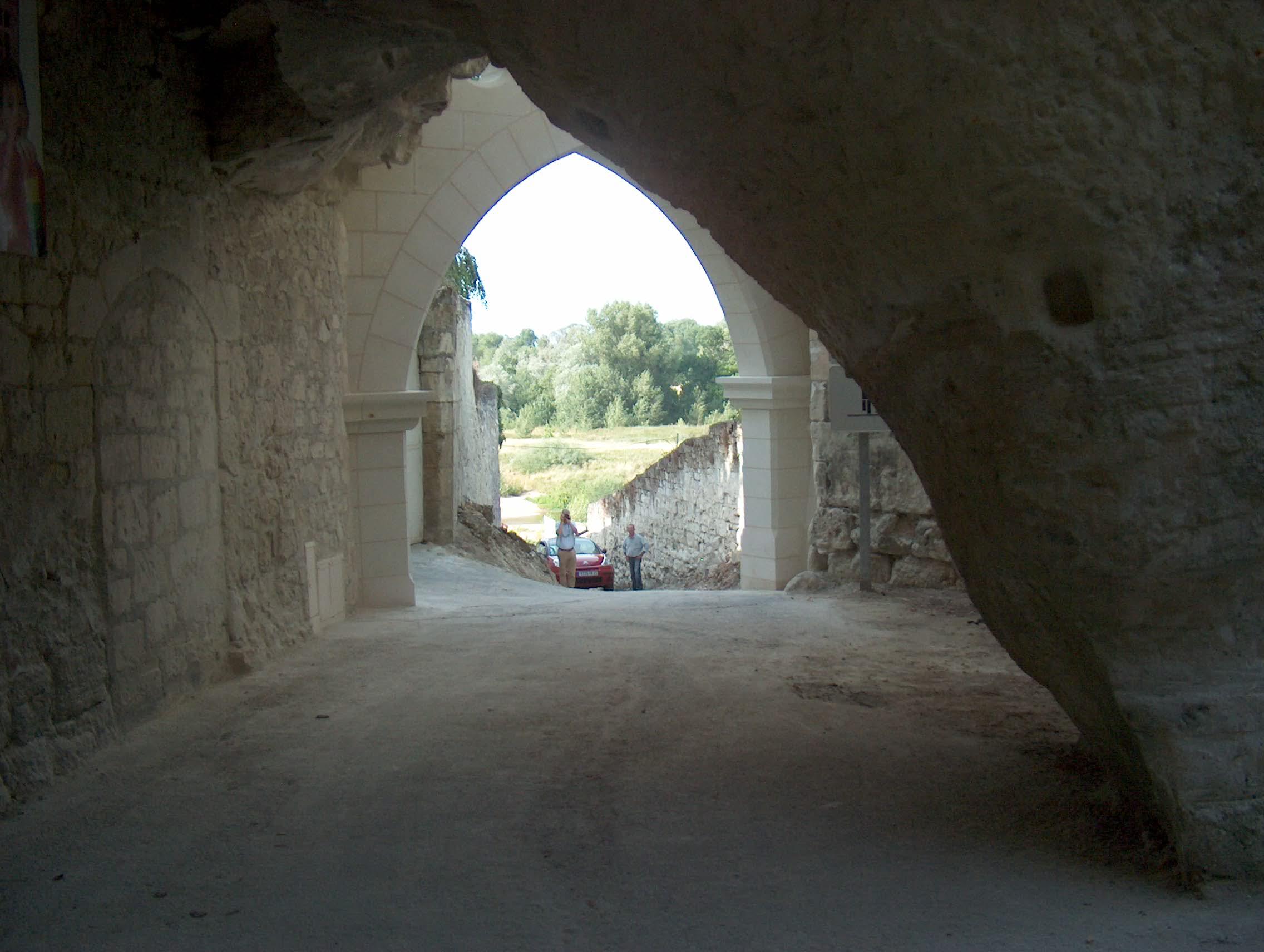 ...utilisé par l'itinéraire Loire à Vélo