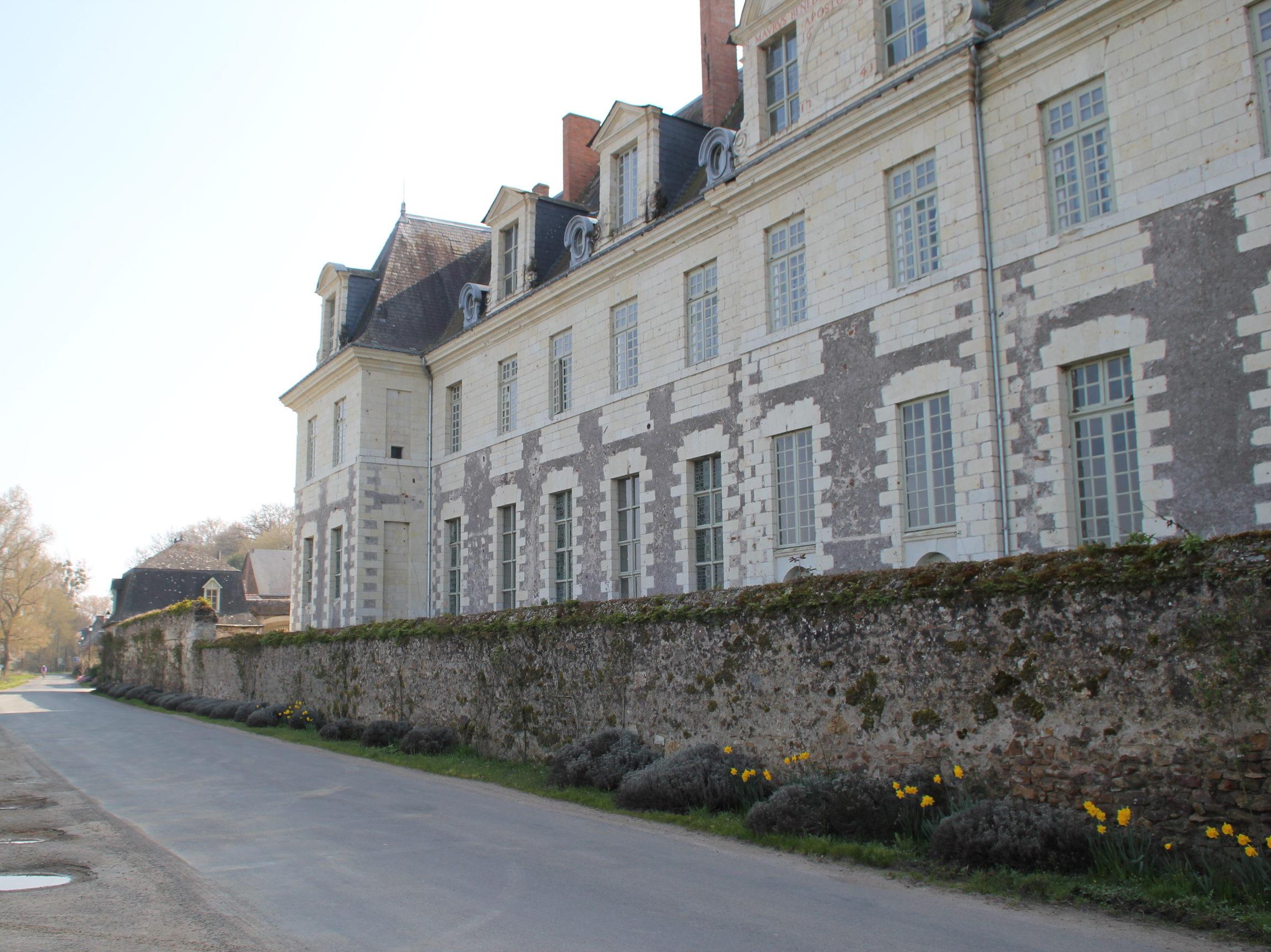 Remise aux normes de bâtiments classés (abbaye)